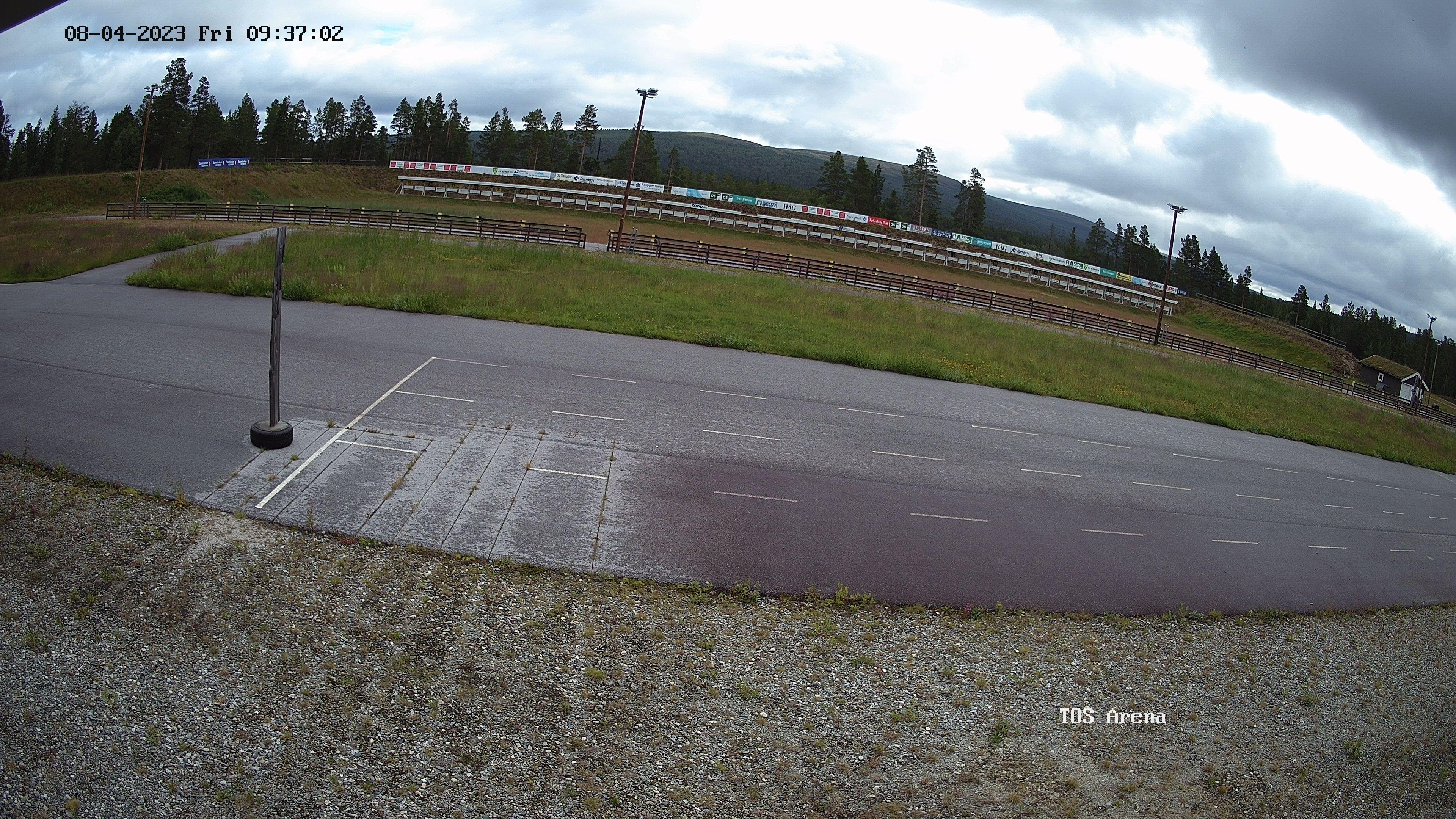 Webcam Hummelfjell-TOS Arena, Os, Hedmark, Norwegen